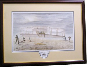 "Wright Brothers Centennial Collection - Shop Our Store - ""Airborne"""
