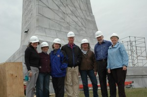 Wright Brothers National Memorial - Reconstruction & Restoration