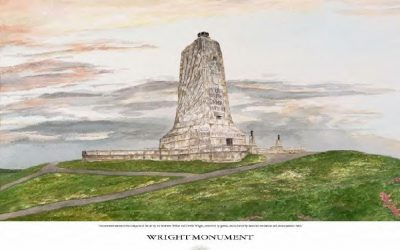 """Wright Monument"""