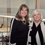 Amanda Wright Lane and Dawn Lowder, NCMOH Foundation Executive Director.