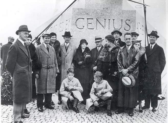 The Monument, 85th Anniversary, November 19, 2017
