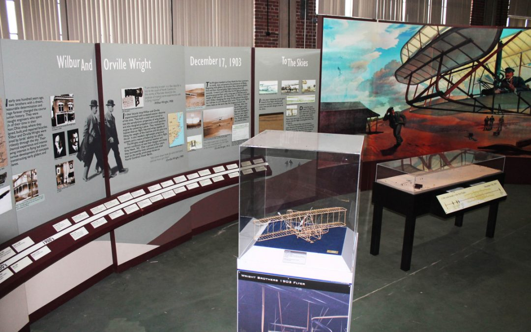 Centennial Exhibits Find New Home