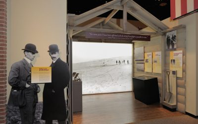 The Wright Brothers at NC Museum of History