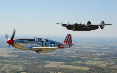 WWII Aircraft coming to RDU