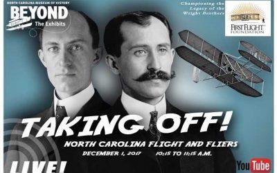 Taking Off-First Flight Live Stream