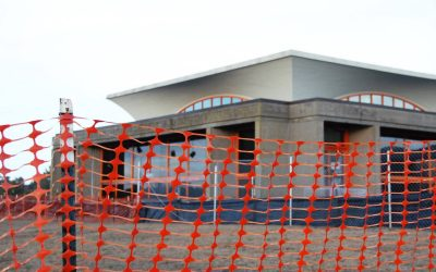 Renovations Continue at WBNM Visitor Center/Re-opening Fall 2018