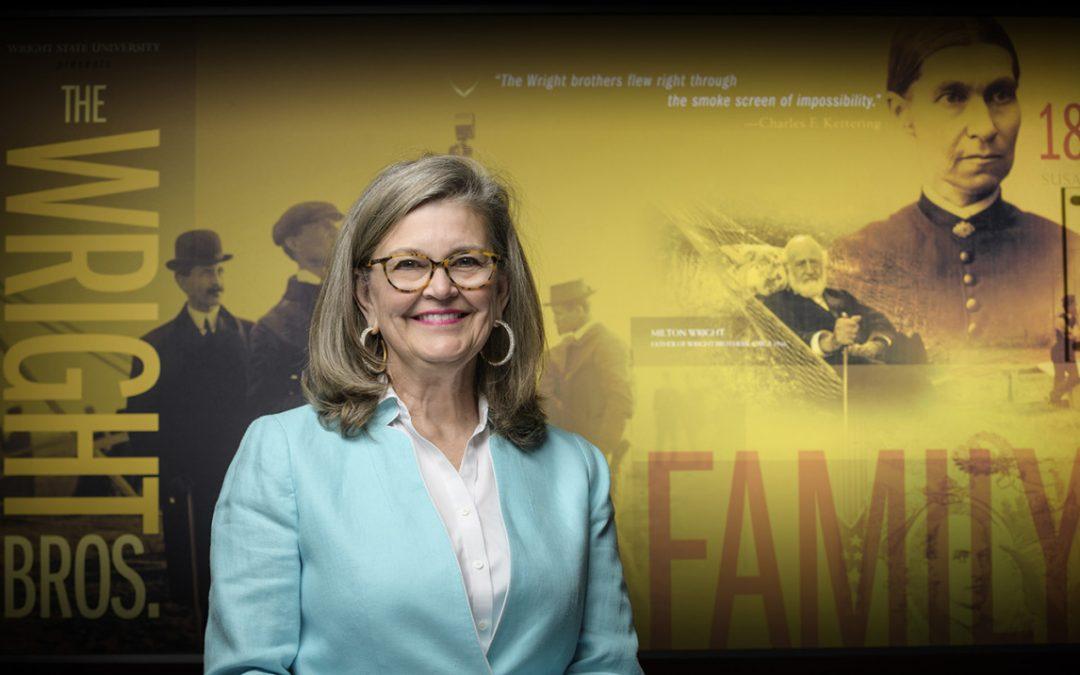 Amanda Wright Lane, Foundation Board Member, receives Honorary Doctorate